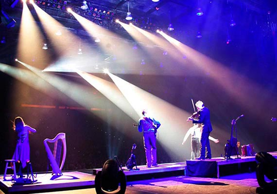 Ceasars Casino, Celtic Crossroads World Fusion Tour